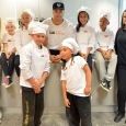 SAINSBURY'S ACTIVE KIDS SUPERSTAR COOKS LAUNCH