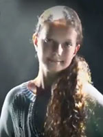 Grace Palmer in IDEAL Games commercial